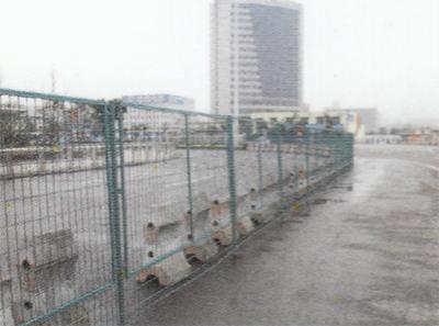 重庆火车北站隔离栅