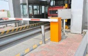 交通设施自动栏杆机
