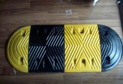 重庆交通设施:橡胶减速带
