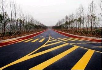 道路交通设施色彩
