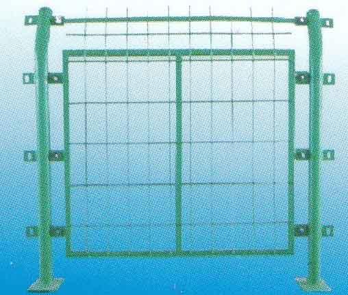 框架式隔离栅