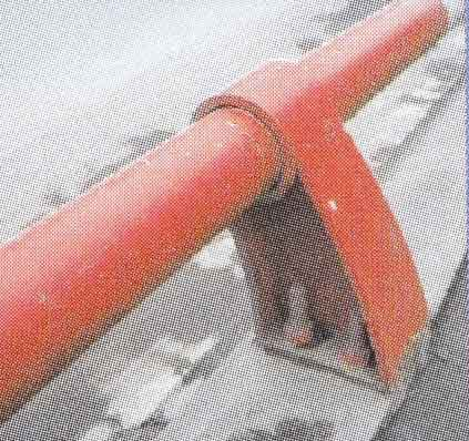 单管桥梁护栏