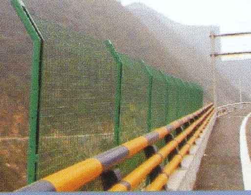 双管桥梁护栏
