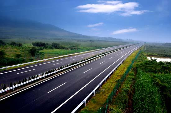 交通设施道路标线系列
