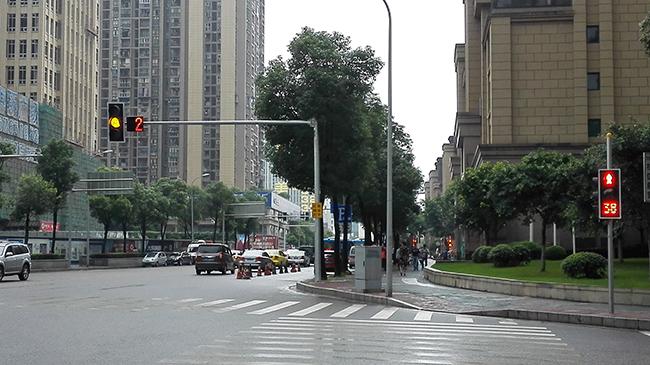 锦程路工程