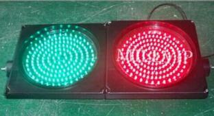 130mm红绿LED交通信号灯-重庆红绿灯