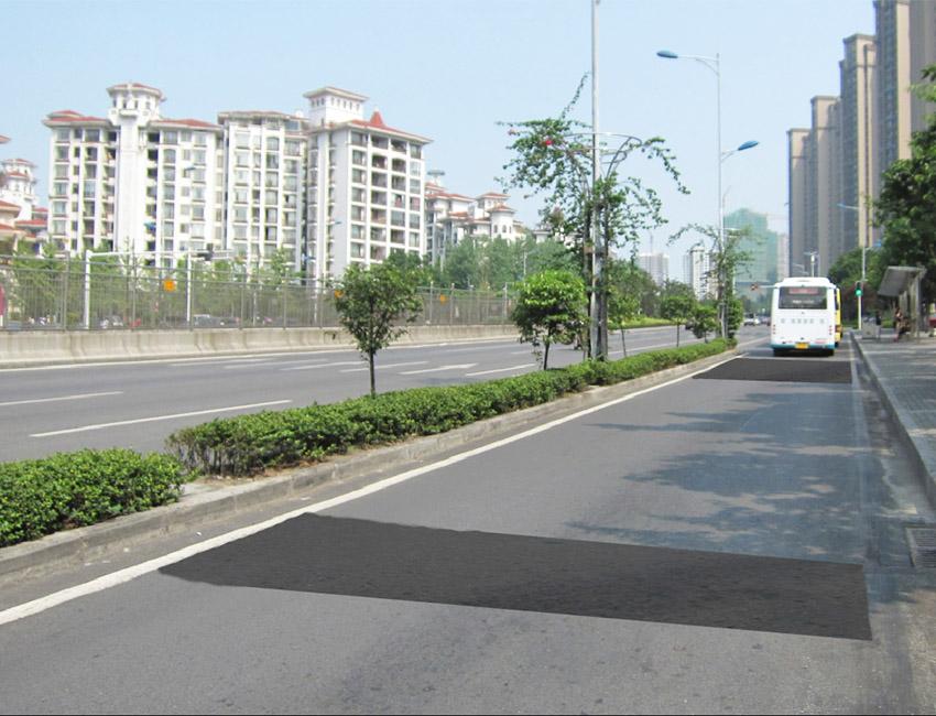 市政道路维修铺装1