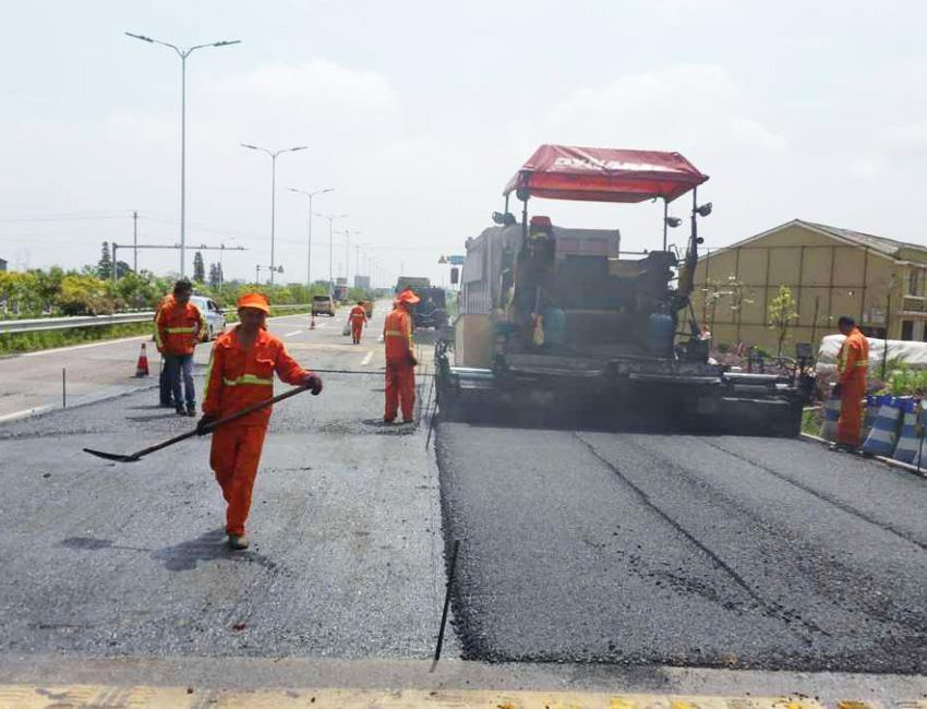 道路养护及铺装工程
